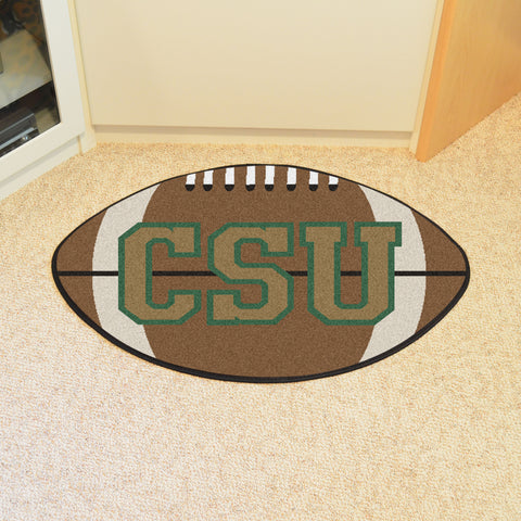 Colorado State Football Mat 27 diameter - FANMATS - Dropship Direct Wholesale