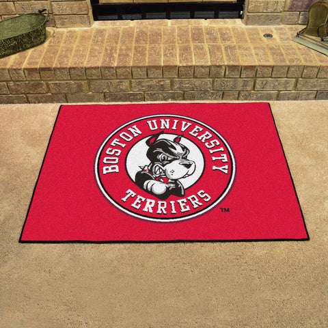 Boston University All-Star Mat 33.75x42.5 - FANMATS - Dropship Direct Wholesale
