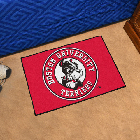 Boston University Starter Rug 20x30 - FANMATS - Dropship Direct Wholesale
