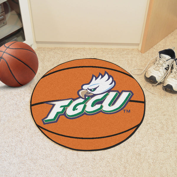 Florida Gulf Coast University Basketball Mat 27 diameter - FANMATS - Dropship Direct Wholesale