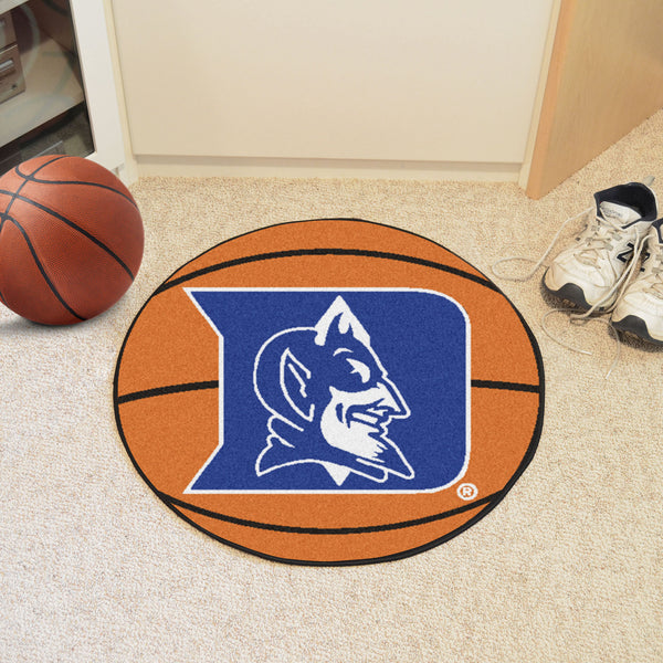 Duke University Basketball Mat 27 diameter - FANMATS - Dropship Direct Wholesale