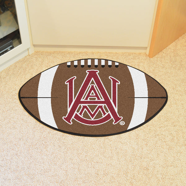 Alabama A&M Football Rug 20.5x32.5 - FANMATS - Dropship Direct Wholesale - 2