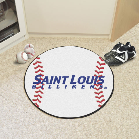 St. Louis University Baseball Mat 27 diameter - FANMATS - Dropship Direct Wholesale