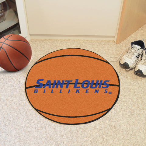 St. Louis University Basketball Mat 27 diameter - FANMATS - Dropship Direct Wholesale