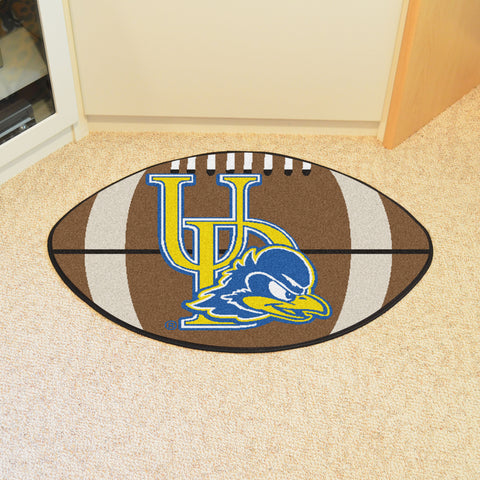 University of Delaware Football Rug 20.5x32.5 - FANMATS - Dropship Direct Wholesale