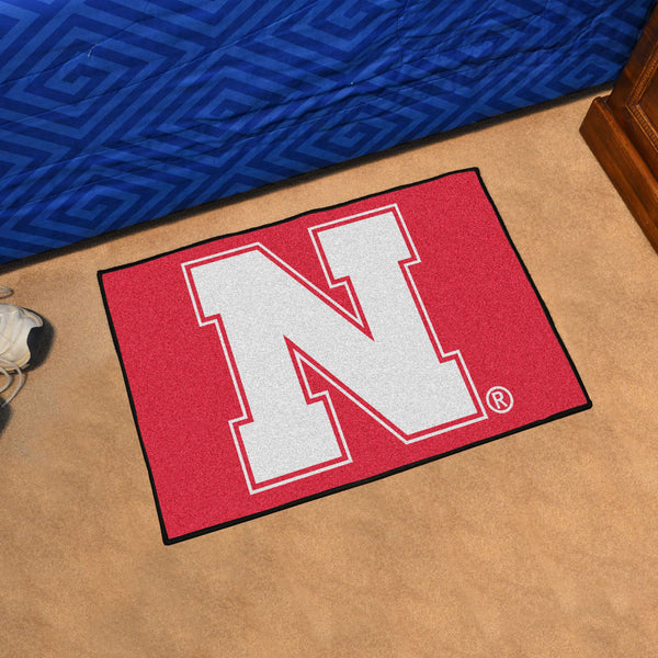 University of Nebraska Starter Rug 20x30 - FANMATS - Dropship Direct Wholesale