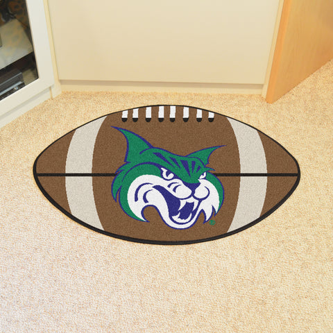 GCSU Univ Football Rug 20.5x32.5 - FANMATS - Dropship Direct Wholesale
