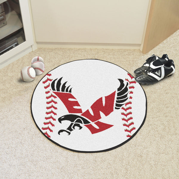 Eastern Washington University Baseball Mat 27 diameter - FANMATS - Dropship Direct Wholesale