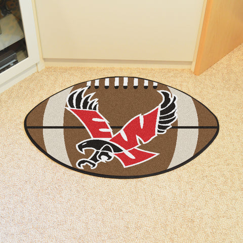 Eastern Washington University Football Rug 20.5x32.5 - FANMATS - Dropship Direct Wholesale