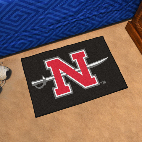 Nicholls State Starter Rug 20x30 - FANMATS - Dropship Direct Wholesale