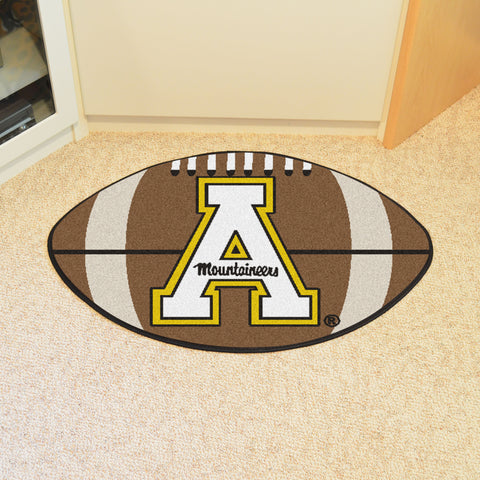 "Appalachian State Football Rug 20.5""x32.5"" - FANMATS - Dropship Direct Wholesale"