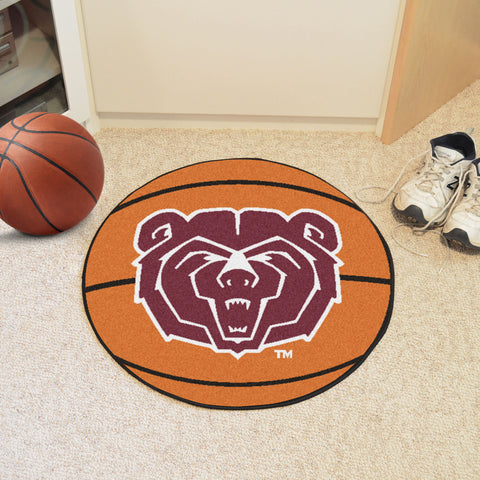 Missouri State Basketball Mat 27 diameter - FANMATS - Dropship Direct Wholesale