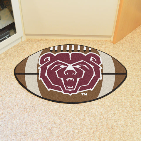 Missouri State Football Rug 20.5x32.5 - FANMATS - Dropship Direct Wholesale
