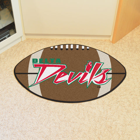 Mississippi Valley State Football Rug 20.5x32.5 - FANMATS - Dropship Direct Wholesale