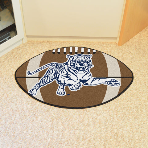 Jackson State Football Rug 20.5x32.5 - FANMATS - Dropship Direct Wholesale