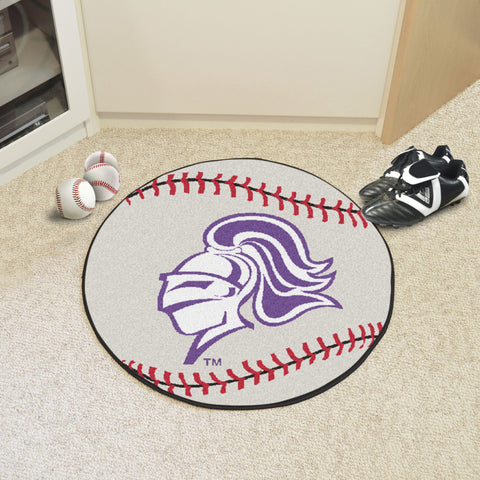 College of Holy Cross Baseball Mat 27 diameter - FANMATS - Dropship Direct Wholesale