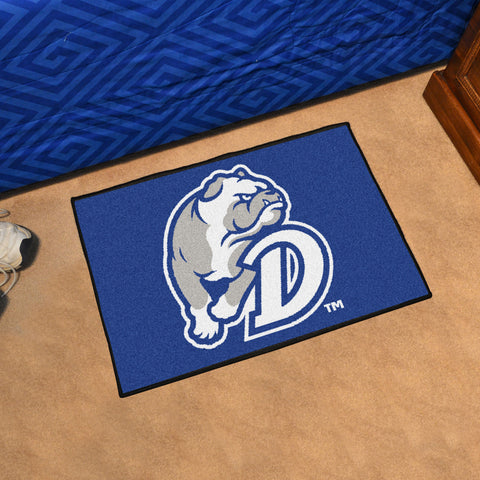 Drake University Starter Rug 20x30 - FANMATS - Dropship Direct Wholesale
