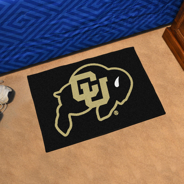 University of Colorado Starter Rug 20x30 - FANMATS - Dropship Direct Wholesale