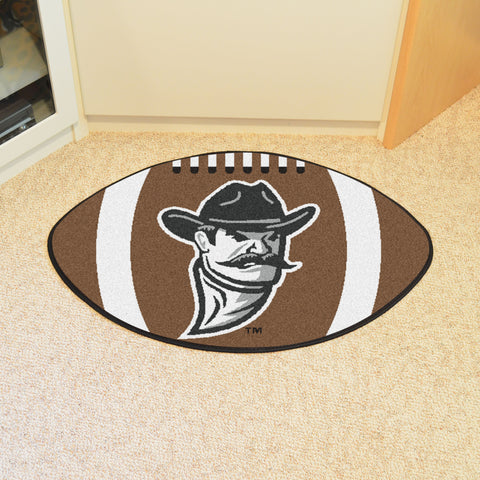 New Mexico State Football Rug 20.5x32.5 - FANMATS - Dropship Direct Wholesale
