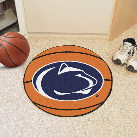 Penn State Basketball Mat 27 diameter - FANMATS - Dropship Direct Wholesale