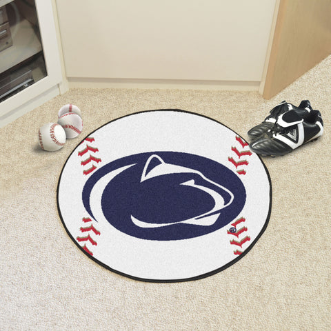 Penn State Baseball Mat 27 diameter - FANMATS - Dropship Direct Wholesale