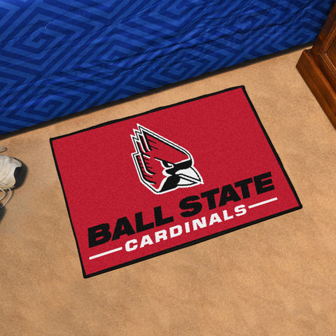 Ball State Starter Rug 20x30 - FANMATS - Dropship Direct Wholesale