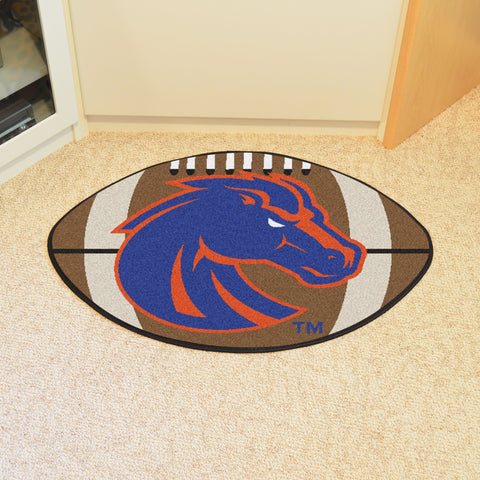 Boise State Football Rug 20.5x32.5 - FANMATS - Dropship Direct Wholesale