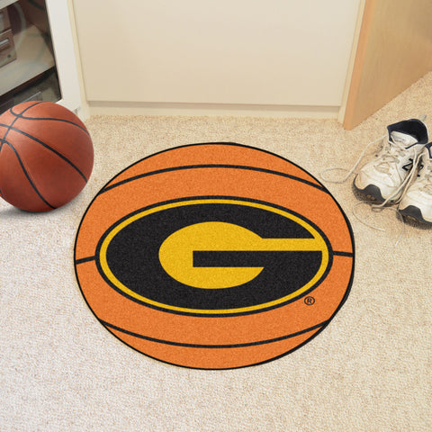 Grambling State University Basketball Mat 27 diameter
