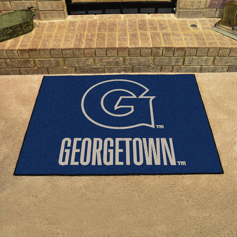Georgetown University All-Star Mat 33.75x42.5 - FANMATS - Dropship Direct Wholesale