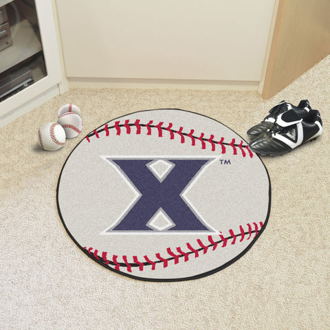 Xavier University Baseball Mat 27 diameter - FANMATS - Dropship Direct Wholesale