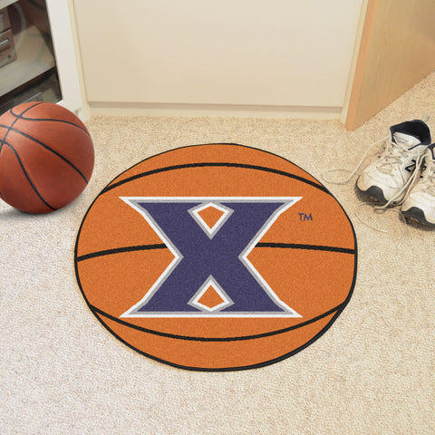 Xavier University Basketball Mat 27 diameter - FANMATS - Dropship Direct Wholesale