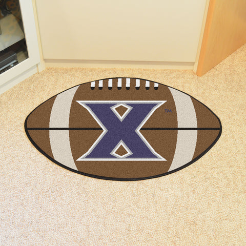 Xavier University Football Rug 20.5x32.5 - FANMATS - Dropship Direct Wholesale