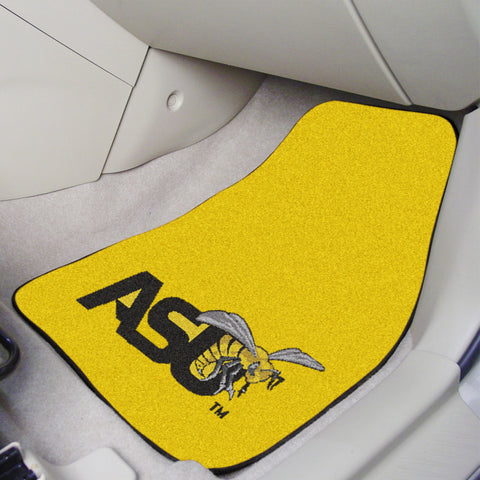 Alabama State 2-piece Carpeted Car Mats 17x27 - FANMATS - Dropship Direct Wholesale - 2