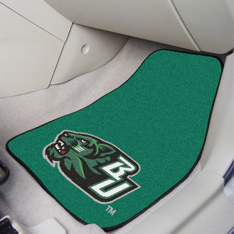 Binghamton University 2-piece Carpeted Car Mats 17x27 - FANMATS - Dropship Direct Wholesale