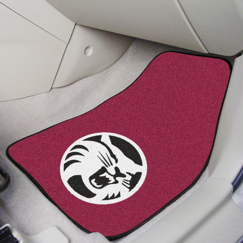Cal State - Chico 2-piece Carpeted Car Mats 17x27 - FANMATS - Dropship Direct Wholesale