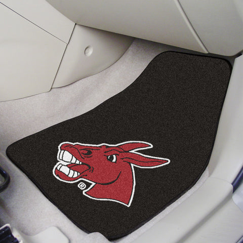 Central University of Missouri 2-piece Carpeted Car Mats 17x27 - FANMATS - Dropship Direct Wholesale
