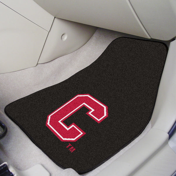 Cornell 2-piece Carpeted Car Mats 17x27 - FANMATS - Dropship Direct Wholesale