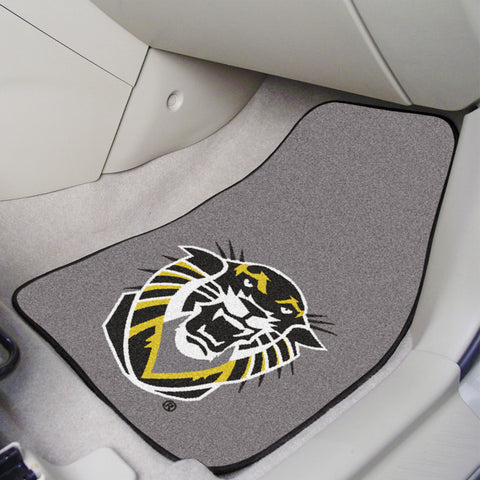 Fort Hays State 2-piece Carpeted Car Mats 17x27 - FANMATS - Dropship Direct Wholesale