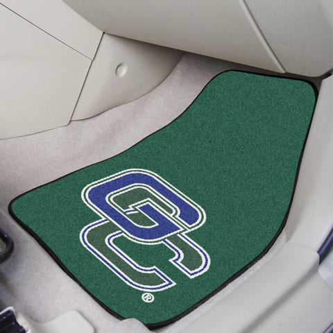 GCSU 2-piece Carpeted Car Mats 17x27 - FANMATS - Dropship Direct Wholesale