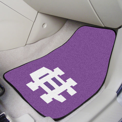 College of Holy Cross 2-piece Carpeted Car Mats 17x27 - FANMATS - Dropship Direct Wholesale