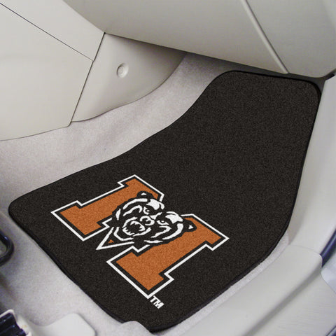 Mercer University 2-piece Carpeted Car Mats 17x27 - FANMATS - Dropship Direct Wholesale