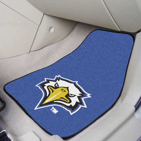 Morehead State 2-piece Carpeted Car Mats 17x27 - FANMATS - Dropship Direct Wholesale