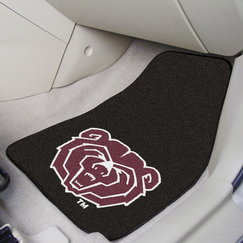 Missouri State 2-piece Carpeted Car Mats 17x27 - FANMATS - Dropship Direct Wholesale