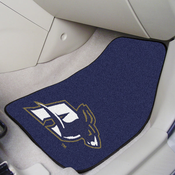 University of Akron 2-piece Carpeted Car Mats 17x27 - FANMATS - Dropship Direct Wholesale