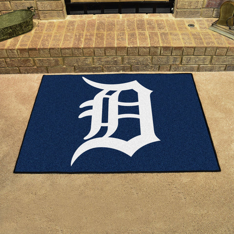 Detroit Tigers All-Star Mat 33.75x42.5