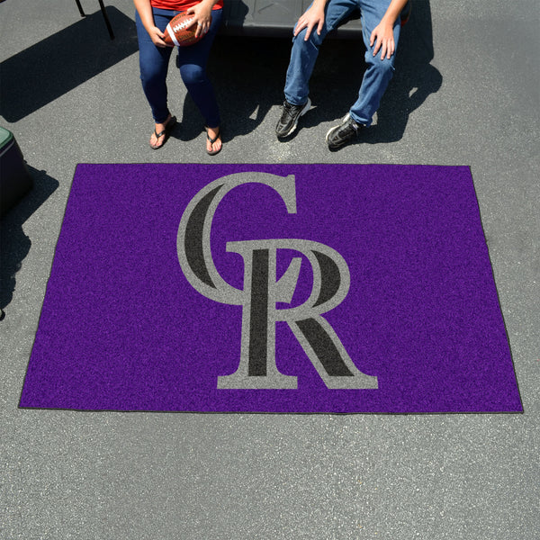 Colorado Rockies Ulti-Mat 5x8