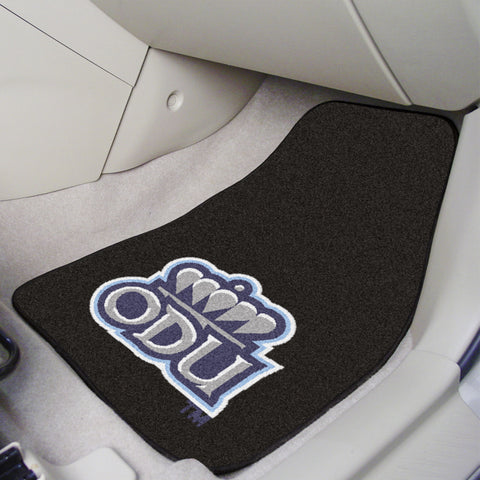Old Dominion 2-piece Carpeted Car Mats 17x27 - FANMATS - Dropship Direct Wholesale