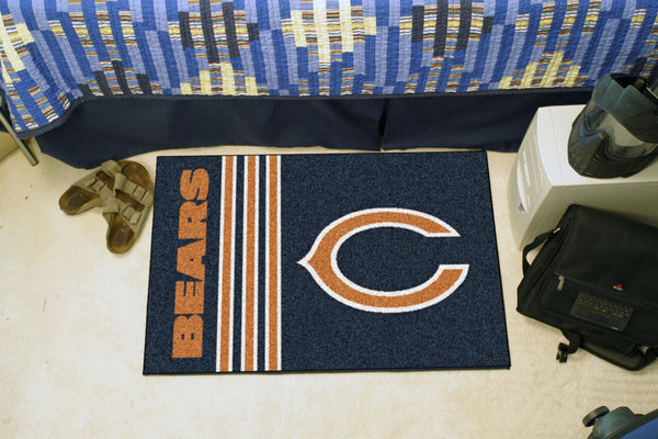 Chicago Bears Uniform Inspired Starter Rug 20x30 - FANMATS - Dropship Direct Wholesale
