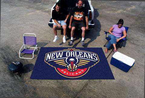 NBA - New Orleans Pelicans Ulti-Mat 5x8 - FANMATS - Dropship Direct Wholesale