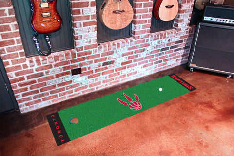 NBA - Toronto Raptors Putting Green Runner - FANMATS - Dropship Direct Wholesale